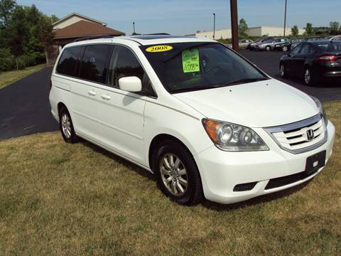 2008 Honda Odyssey for sale in Canandaigua, NY