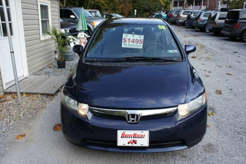 2008 Honda Civic LX 4dr Sedan 5A - York PA