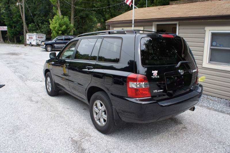 2005 Toyota Highlander AWD Limited 4dr SUV w/3rd Row - York PA