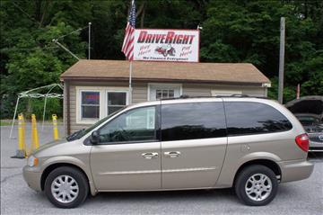 2003 Chrysler Town and Country for sale in York, PA