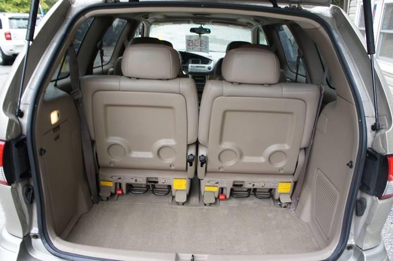 2002 Toyota Sienna XLE 4dr Mini-Van - York PA