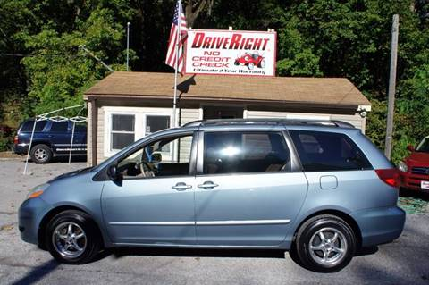 2007 Toyota Sienna for sale in York, PA