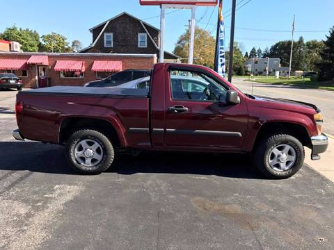 2007 GMC Canyon for sale in York, PA