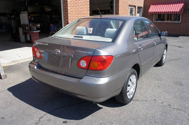 2004 Toyota Corolla LE 4dr Sedan - York PA