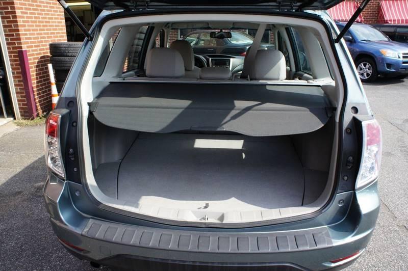 2011 Subaru Forester AWD 2.5X 4dr Wagon 4A - York PA