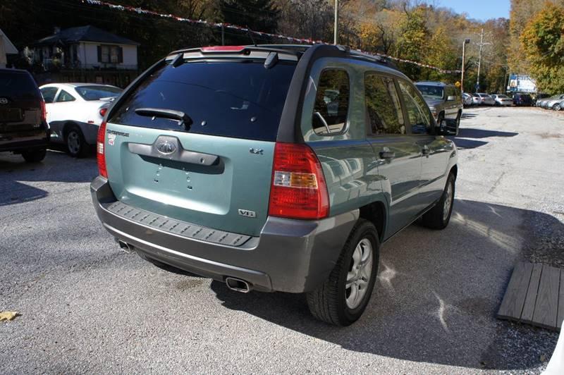2006 Kia Sportage LX 4dr SUV w/V6 - York PA