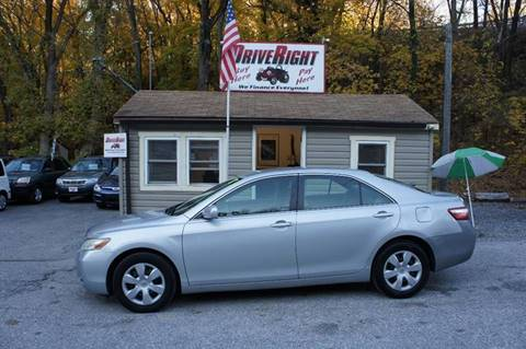 2007 toyota camry for sale in york pa. Black Bedroom Furniture Sets. Home Design Ideas