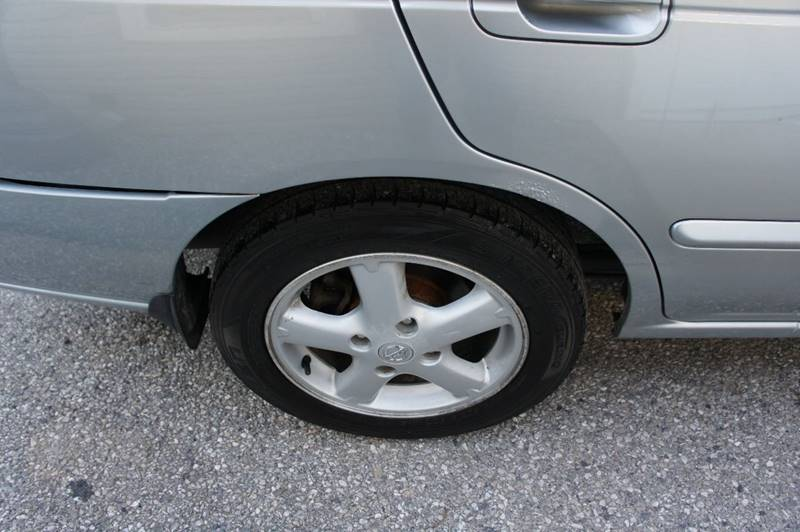 2003 Nissan Sentra 2.5 Limited Edition 4dr Sedan - York PA