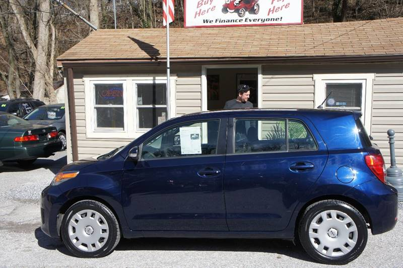 2008 Scion xD 4dr Hatchback 5M - York PA