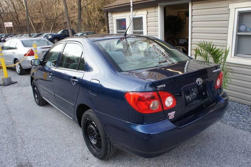 2006 Toyota Corolla CE 4dr Sedan w/Manual - York PA