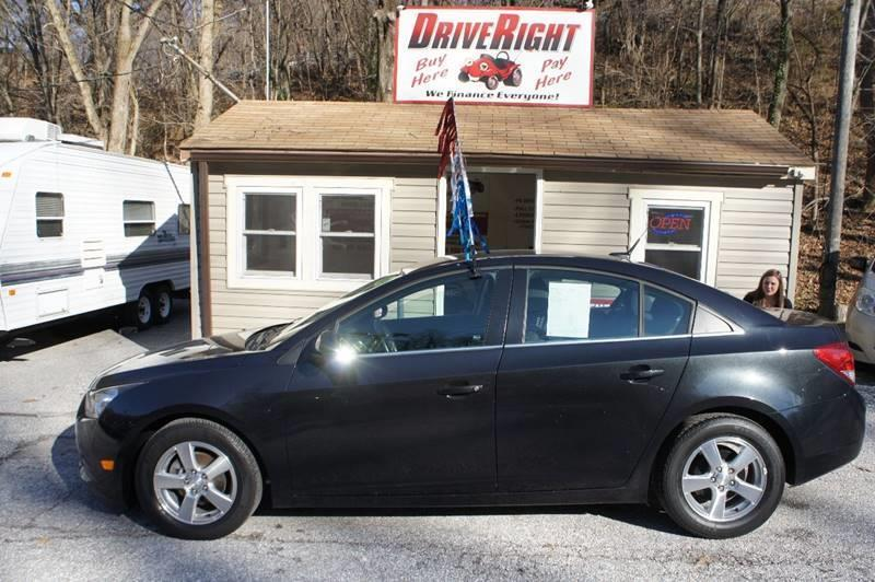 2013 Chevrolet Cruze 1LT Manual 4dr Sedan w/1SC - York PA