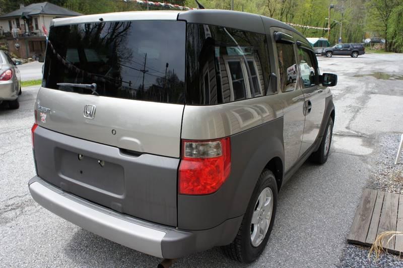 2004 Honda Element AWD EX 4dr SUV - York PA