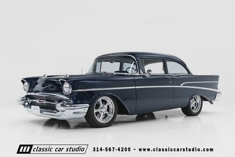 1957 Chevrolet 210 for sale in Brentwood, MO
