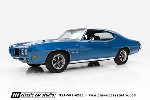 1970 Pontiac GTO for sale in Brentwood, MO