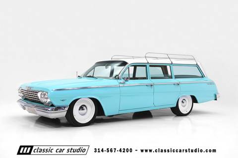 1962 Chevrolet Bel Air for sale in Brentwood, MO