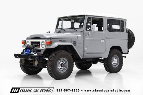 1980 toyota land cruiser for sale. Black Bedroom Furniture Sets. Home Design Ideas
