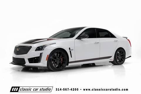2017 Cadillac Cts V For Sale In Joliet Il Carsforsale Com