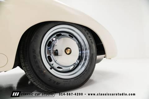 1957 Porsche 356 Speedster