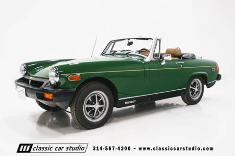 1978 MG Midget for sale in Brentwood, MO