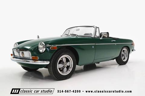 1970 MG B for sale in Brentwood, MO