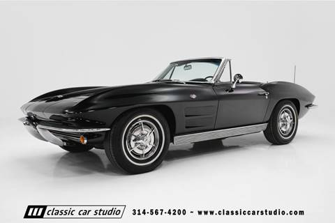 1963 Chevrolet Corvette for sale in Brentwood, MO