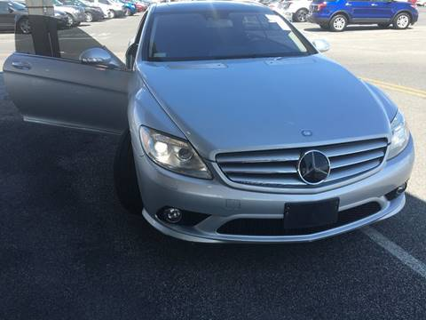 2007 Mercedes-Benz CL-Class for sale in Baltimore, MD