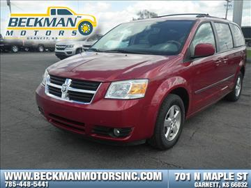 2008 Dodge Grand Caravan for sale in Garnett, KS