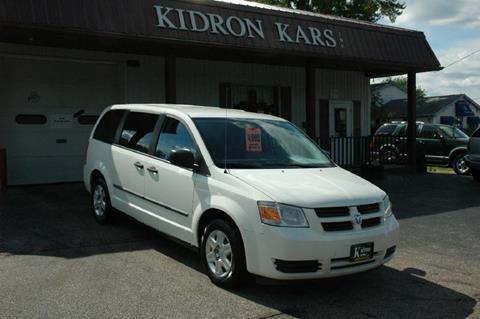 2010 Dodge Grand Caravan for sale in Orrville, OH