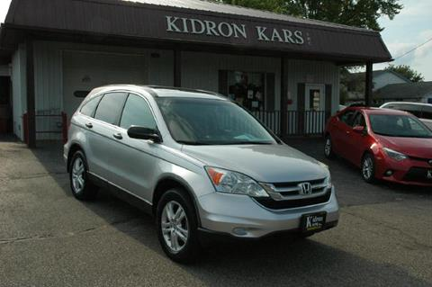 2011 Honda CR-V for sale in Orrville OH