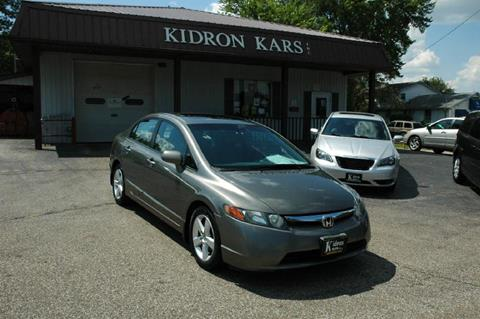 2007 Honda Civic for sale in Orrville OH