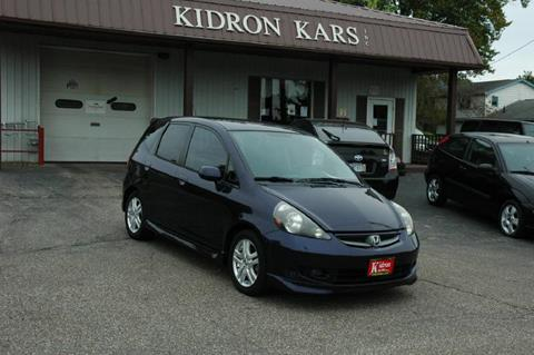 2008 Honda Fit for sale in Orrville OH