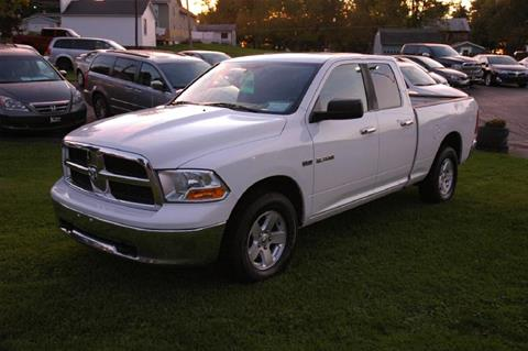 2010 Dodge Ram Pickup 1500 for sale in Orrville OH