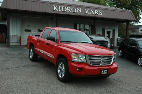 2008 Dodge Dakota for sale in Orrville OH