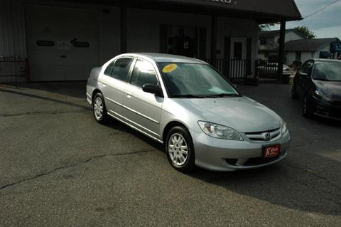 2005 Honda Civic for sale in Orrville OH