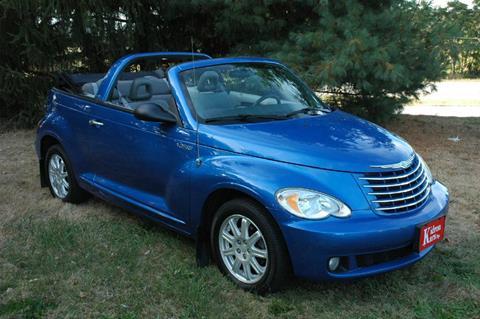 2006 Chrysler PT Cruiser for sale in Orrville OH