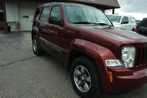 2008 Jeep Liberty for sale in Orrville, OH