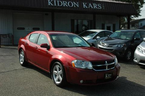 2010 Dodge Avenger for sale in Orrville, OH