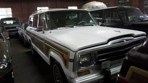 1990 Jeep Grand Wagoneer for sale in Greenville, SC