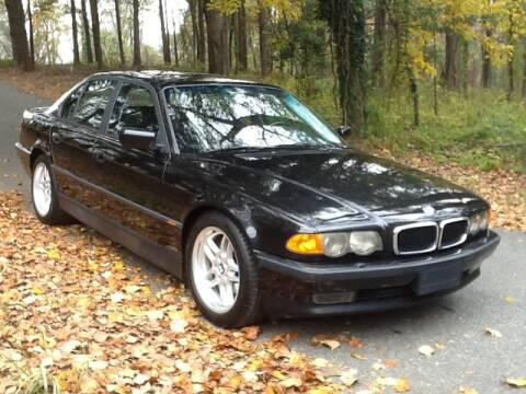 1999 BMW 7 Series for sale at Roadtrip Carolinas in Greenville SC
