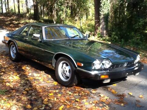 1987 Jaguar XJ-Series for sale at Roadtrip Carolinas in Greenville SC