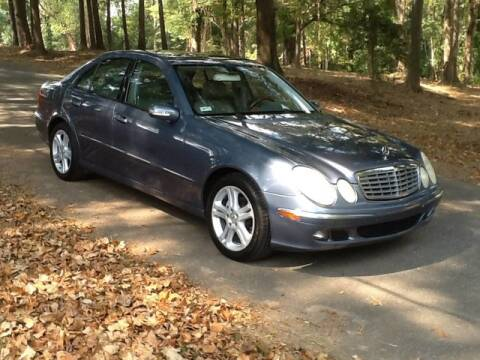 2006 Mercedes-Benz E-Class for sale at Roadtrip Carolinas in Greenville SC