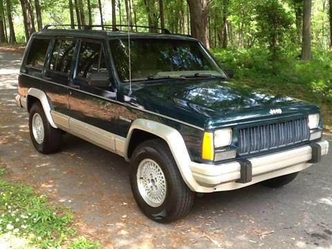 1996 Jeep Cherokee for sale in Greenville, SC