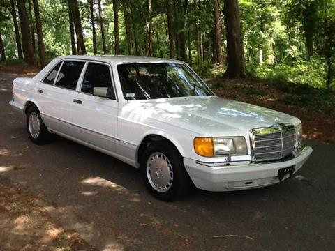 1991 Mercedes-Benz 420-Class for sale in Greenville, SC