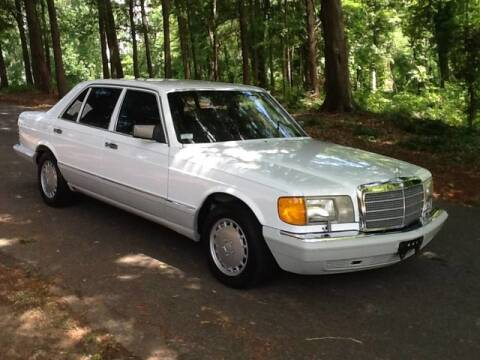 1991 Mercedes-Benz 420-Class for sale at Roadtrip Carolinas in Greenville SC