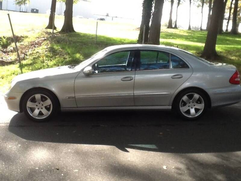 2004 Mercedes-Benz E-Class for sale at Roadtrip Carolinas in Greenville SC