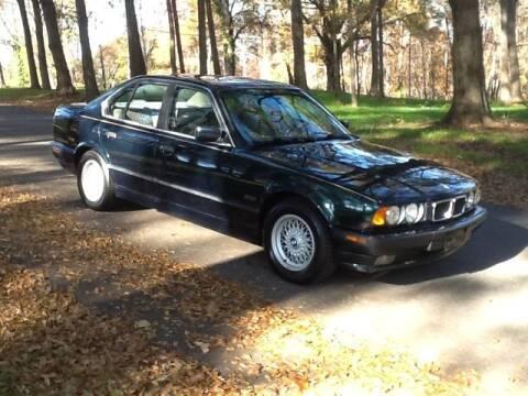 1995 BMW 5 Series 530i for sale at Roadtrip Carolinas in Greenville SC