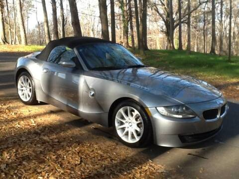 2007 BMW Z4 for sale at Roadtrip Carolinas in Greenville SC