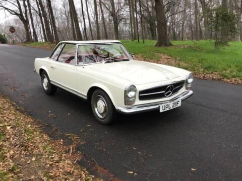 1965 Mercedes-Benz SL-Class for sale at Roadtrip Carolinas in Greenville SC