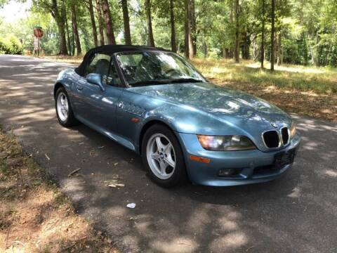 1996 BMW Z3 for sale at Roadtrip Carolinas in Greenville SC
