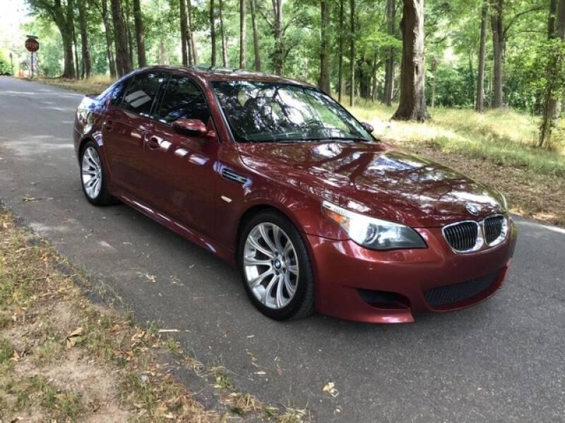 2007 BMW M5 for sale at Roadtrip Carolinas in Greenville SC